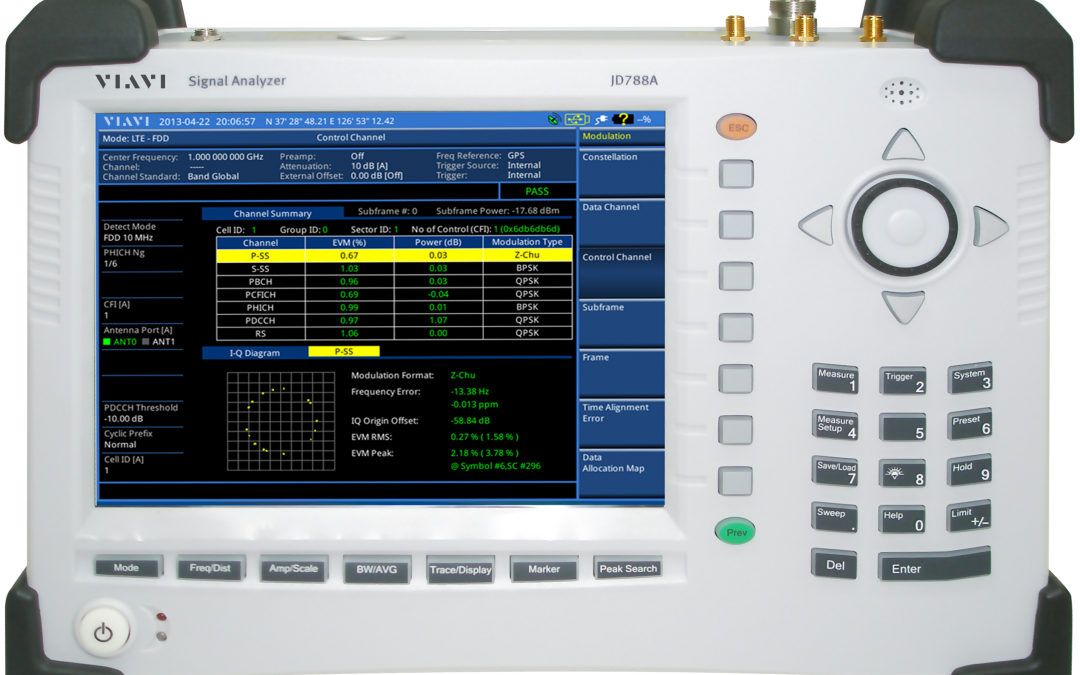 Simplify RF Testing and Optimization with Enhanced, Industry-Leading RFoCPRI Solution from Viavi