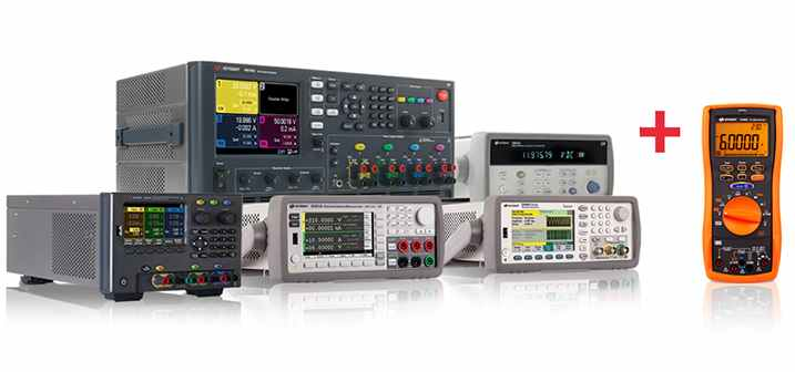 Keysight Big5 Bench Plus Promotion