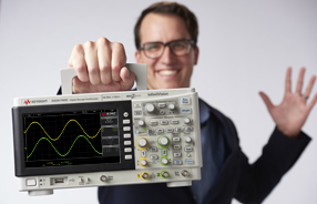 Welcome to Oscilloscope Month!