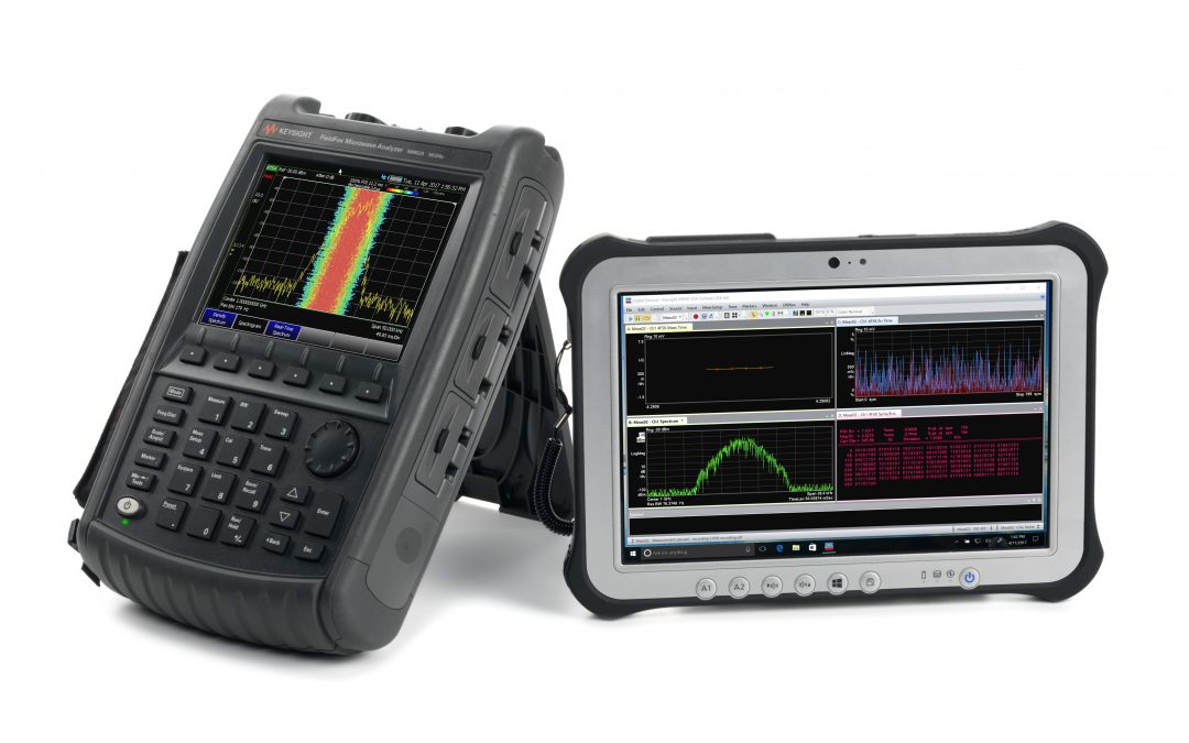 Keysight Technologies Adds Signal Demodulation, Vector Signal Analysis, I/Q Analysis to its FieldFox Handheld Analyzers