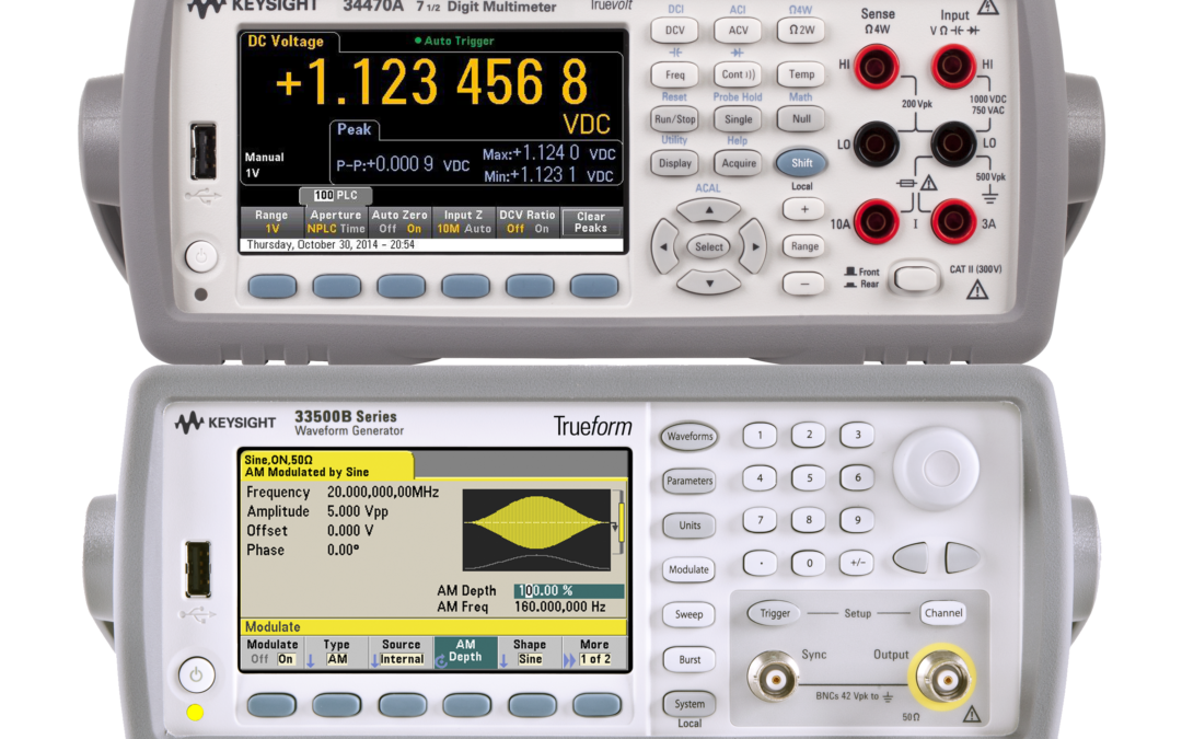 Keysight Technologies Boost Your Bench's Memory – For Free!